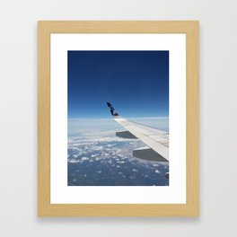 Breakaway Framed Art Print