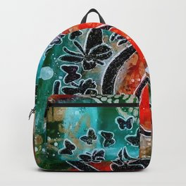 Madam Butterfly Backpack