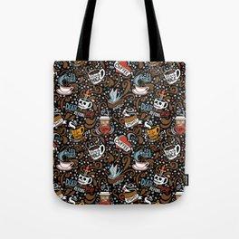 Brewed & Tattooed Tote Bag