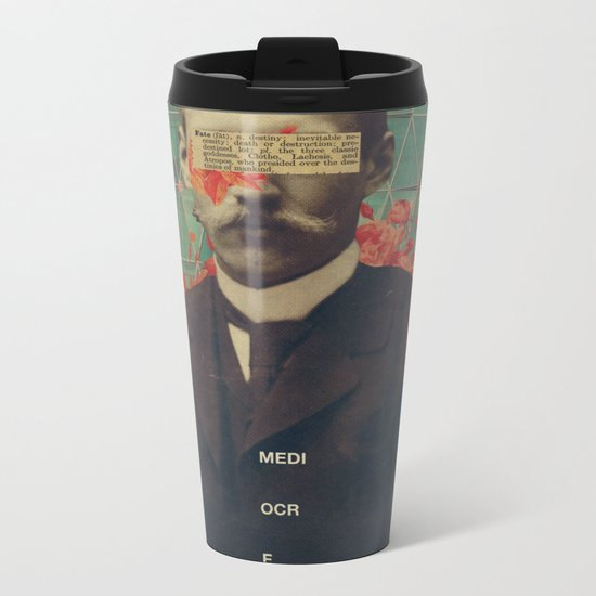 Mediocre Metal Travel Mug