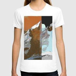 Twin Peak_fire&ice T-shirt