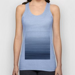 Ocean Watercolor Painting No.2 Unisex Tanktop