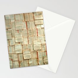 Pages on Pages Stationery Cards