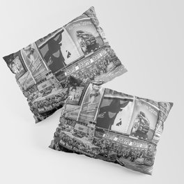 Times Square II Special Edition III BW Pillow Sham