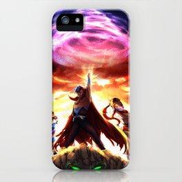 Piercing the Heavens (Gurren Lagann) iPhone Case