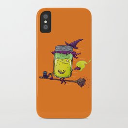 The Witch Jam iPhone Case
