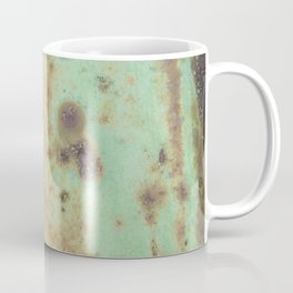 Green Rust Coffee Mug
