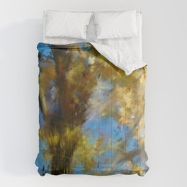 Seclusion Delusion Comforters