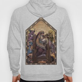 Bird and Savior Hoody