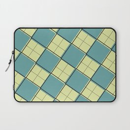 Argyle Out of Line Mellow Laptop Sleeve