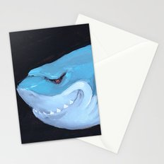 Toy Shark Stationery Cards