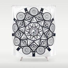 NinjaPlease * Shower Curtain