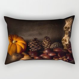 Halloween Still Life - 2 Rectangular Pillow