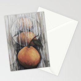 Tangerines Stationery Cards