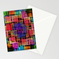 Shapes#6 Stationery Cards