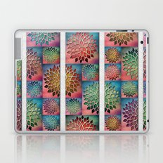 Abstract Petals Decoration Laptop & iPad Skin