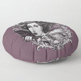 MEDUSA IMPERATRIX MUNDI Floor Pillow