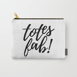 Totes Fab! Carry-All Pouch