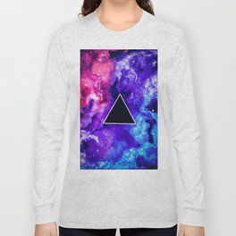 Black Hole Trinity Long Sleeve T-shirt