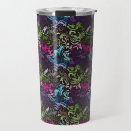 pattern_colors Travel Mug