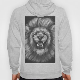 Courageous (Original drawing) Hoody