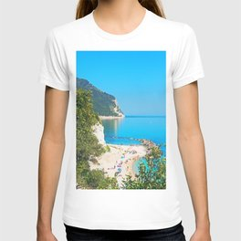 Spiaggia San Michele T-shirt