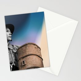 Queen & Tower Stationery Cards