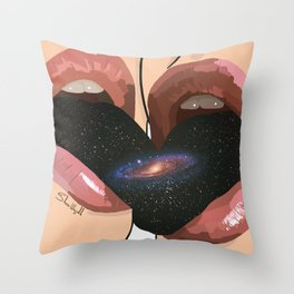 stars inside Throw Pillow