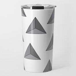 """""""Tri-angular"""" Travel Mug"""