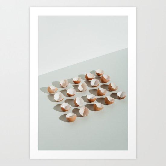 Egg shells by tatjanazlatkovic
