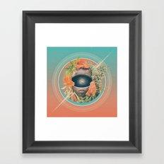 Stardust Riders Framed Art Print