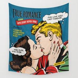 True Romance Wall Tapestry