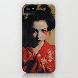 Geisha 1921 iPhone Case