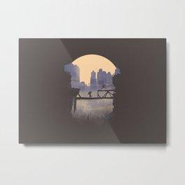 The Last of Us 2 Poster Series - Lev's shortcut Metal Print