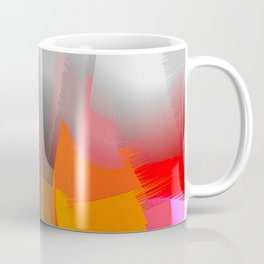 Extrusion III Coffee Mug
