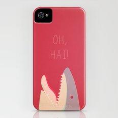 Sharky iPhone (4, 4s) Slim Case