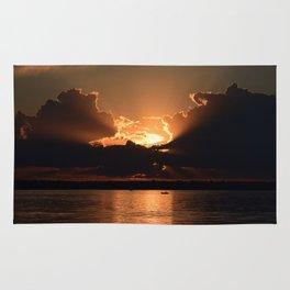 Fisherman Sunset Rug