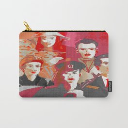 Tinker, Tailor, Soldier, Spy  Carry-All Pouch