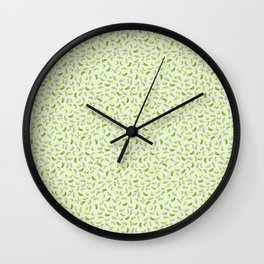 Avocado Nigiri Wall Clock