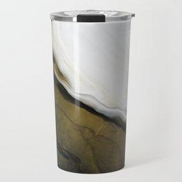 Slice of Heaven - Original Abstract Painting Travel Mug