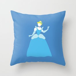 Cinderella Disney Princess Throw Pillow