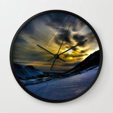 Glen Alps  Wall Clock