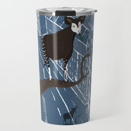 Solo travel - Okapi Travel Mug