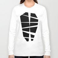 lungs Long Sleeve T-shirts featuring Lungs by MarioGuti