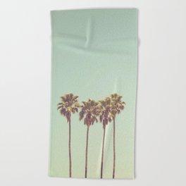 California Dreams Beach Towel