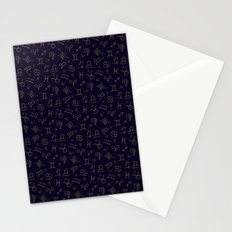 Zodiac Stationery Cards