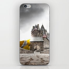 Castle in the Woods 4 iPhone Skin