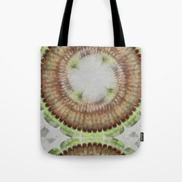 Unqualification Configuration Flower  ID:16165-051033-17830 Tote Bag
