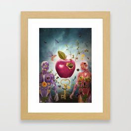 Adam's Apple Framed Art Print