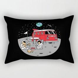 Combistronaut Rectangular Pillow